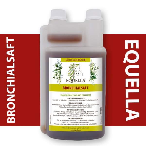 EQUELLA Bronchialsaft 1 Liter - Prämiumartikel