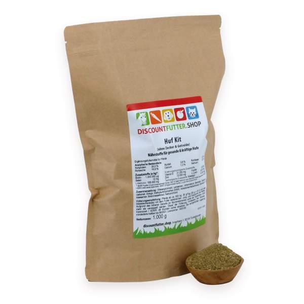 Huf Kit (ohne Zucker & Getreide) Nährstoffe für gesunde & kräftige Hufe