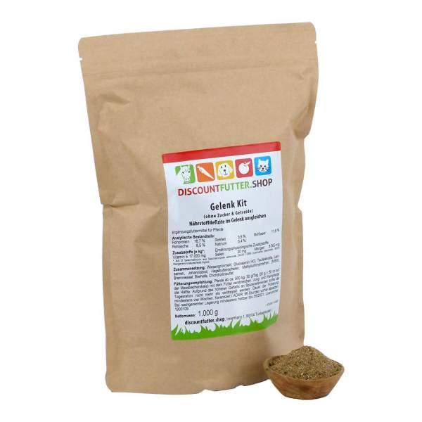 Gelenk Kit - Nährstoffdefizite im Gelenk ausgleichen!