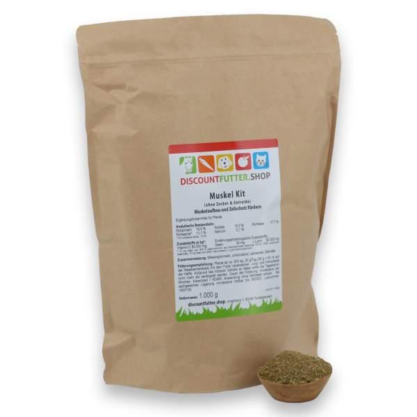 Muskel Kit (ohne Zucker & Getreide) Muskelaufbau und Zellschutz fördern