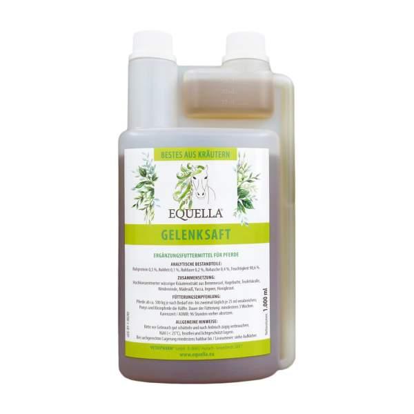 EQUELLA Gelenksaft (1 Liter) für Pferde